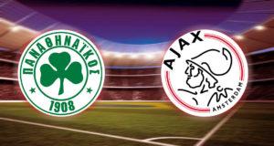 Panathinaikos vs Ajax Football Match Prediction.